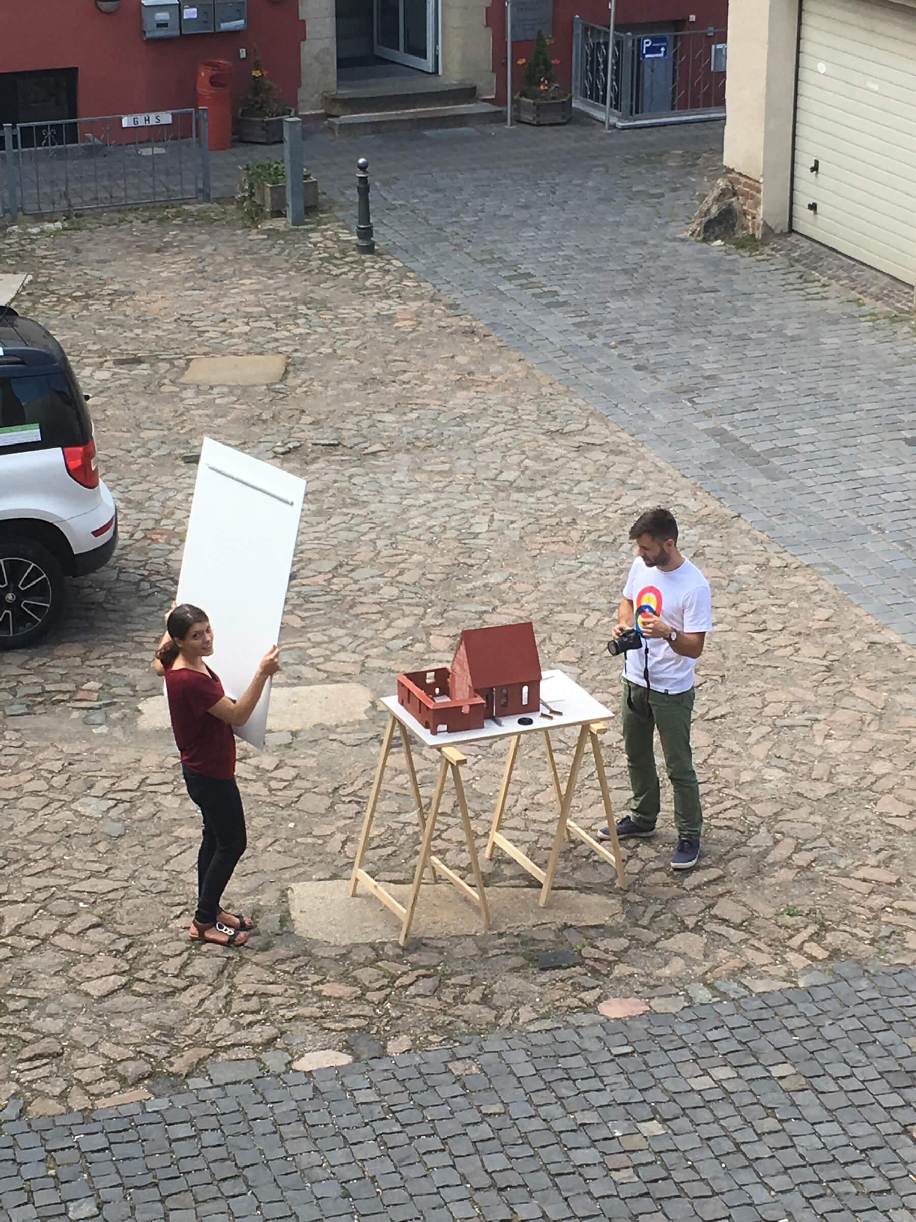 Atelier ST_Kirche Canitz